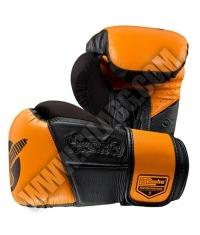 HAYABUSA FIGHTWEAR Tokushu® Regenesis 14oz Gloves / Black-Orange