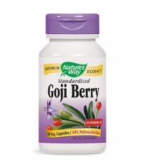 NATURES WAY GODJI BERRY 500 mg. - 60 caps.