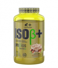 4+ NUTRITION ISO +