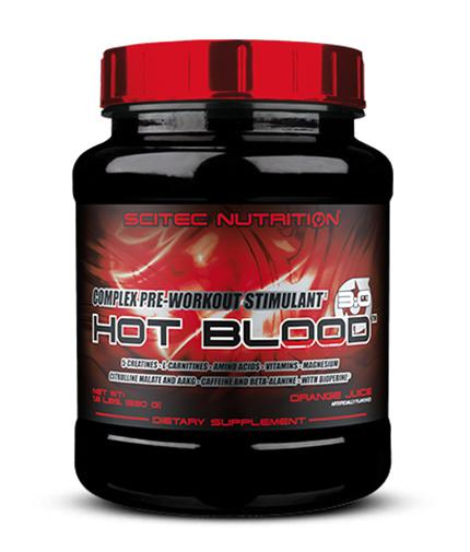 SCITEC Hot Blood 3.0