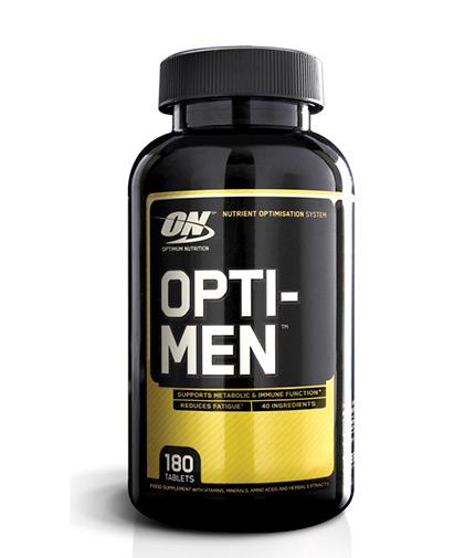 OPTIMUM NUTRITION Opti-Men EU 180 Tabs.