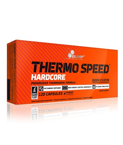 OLIMP Thermo Speed HARDCORE / 120 Caps