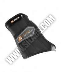 SHOCK DOCTOR Wrist Sleeve-Wrap Support / LEFT HAND