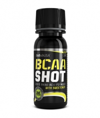 BIOTECH USA BCAA SHOT / 60ml.