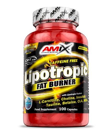 AMIX Lipotropic Fat Burner 100 Caps.