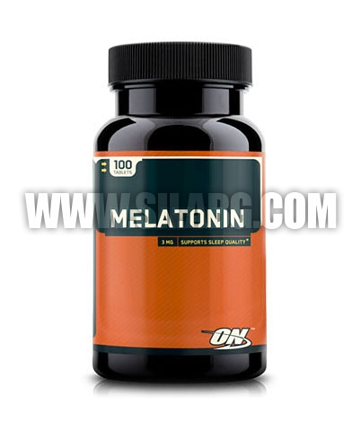 OPTIMUM NUTRITION Melatonin 3 mg. / 100 Tabs.