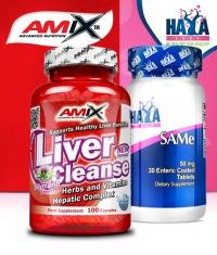PROMO STACK Liver detox therapy 3