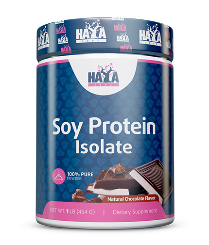HAYA LABS 100% Soy Protein Isolate / NON GMO