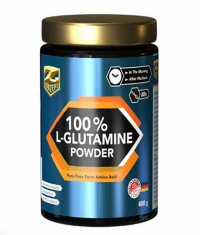 Z-KONZEPT 100% L-Glutamine Powder