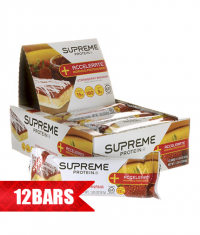 SUPREME PROTEIN Accelerate Protein Bar / 12x47g