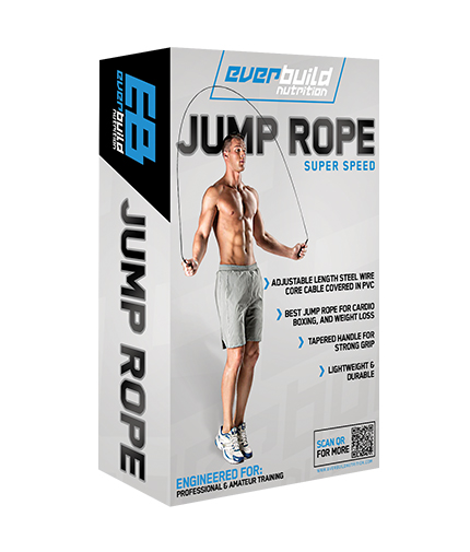 EVERBUILD Speed Jump Rope