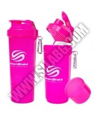 SMART SHAKE Slim Neon Pink 500ml.