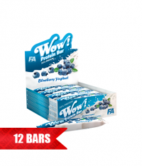 FA NUTRITION WOW Protein Bar - 12x60g