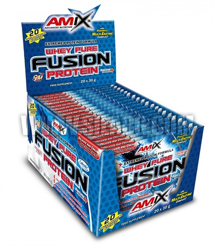 AMIX Whey Pure Fusion / 20x30g