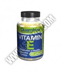 QUAMTRAX NUTRITION Vitamine E 400 IU / 90 sofgels