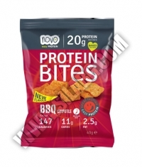 NOVO NUTRITION Protein Chips / BBQ Chipotle