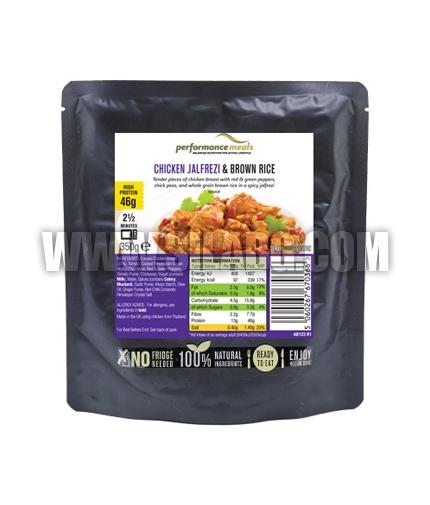 PERFORMANCE MEALS Chicken Jalfrezi