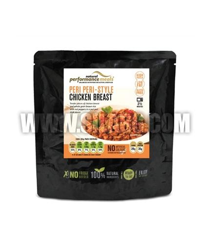 PERFORMANCE MEALS Chicken Piri Piri