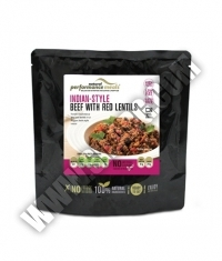 PERFORMANCE MEALS Indian Beef