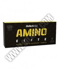 BIOTECH USA Amino Build Elite / 120 Caps.