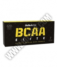 BIOTECH USA BCAA Elite / 120 Caps.