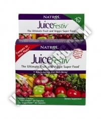 NATROL JuiceFestiv / 240 Caps.