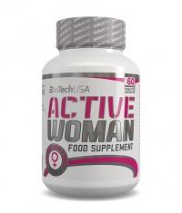 BIOTECH USA Active Woman / 60 tabs.