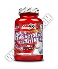 AMIX Pure Resveratrol / 60 Caps.