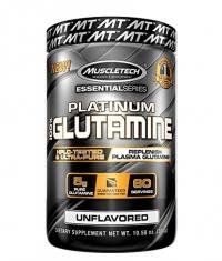 MUSCLETECH Platinum Micronised Glutamine / 300g.