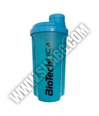 BIOTECH USA Shaker /Schocking Blue/ 700ml.