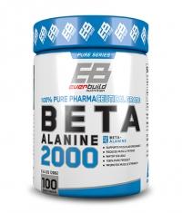EVERBUILD Beta-Alanine 2000 / 100 Serv.