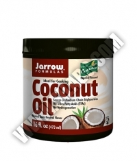 Jarrow Formulas Coconut Oil / 473ml.