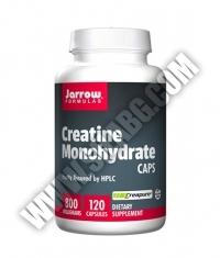 Jarrow Formulas Creatine Monohydrate 800mg. / 120 Caps.