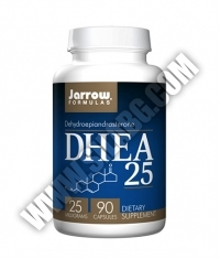 Jarrow Formulas DHEA 25mg / 90 Caps.