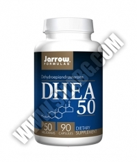 Jarrow Formulas DHEA 50mg / 90 Caps.