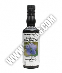 Jarrow Formulas Fresh Pressed Flax Seed Oil / 355ml.