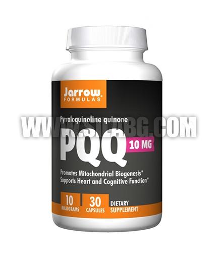 Jarrow Formulas PQQ (Pyrroloquinoline Quinone) 10mg / 30 Caps.
