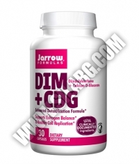 Jarrow Formulas DIM + CDG / 30 Caps.