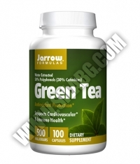 Jarrow Formulas Green Tea 500mg. / 100 Caps.
