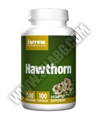 Jarrow Formulas Hawthorn 500mg. / 100 Caps.