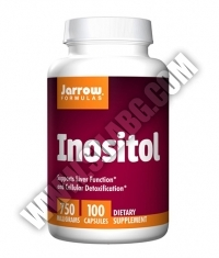 Jarrow Formulas Inositol 750mg. / 100 Caps.