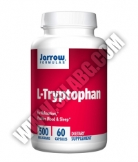 Jarrow Formulas L-Tryptophan 500mg. / 60 Caps.
