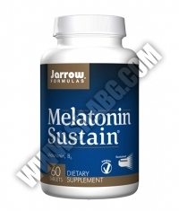 Jarrow Formulas Melatonin Sustain® / 60 Tabs.