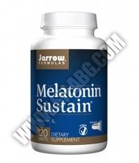 Jarrow Formulas Melatonin Sustain® / 120 Tabs.