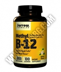 Jarrow Formulas Methyl B-12 1000mcg / 100 Tabs.