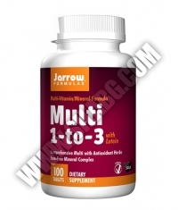 Jarrow Formulas Multi 1-to-3 / 100 Tabs.