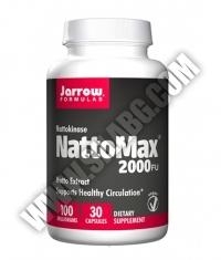 Jarrow Formulas NattoMax® 100mg. / 30 Caps.