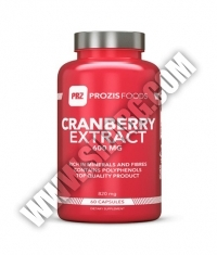 PROZIS Cranberry Extract 600 mg / 60 Caps.