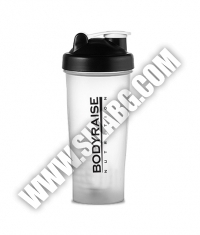 BODYRAISE NUTRITION Blender Bottle / 600ml. Black