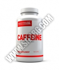 BODYRAISE NUTRITION Caffeine / 100 Caps.
